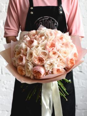 пионовидная роза хабаровск