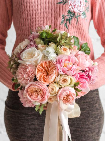 букет невесты хабаровск