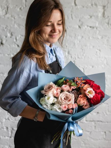 заказать розы хабаровск