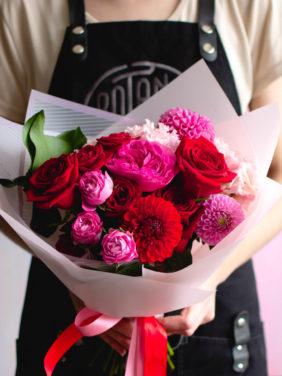 купить букет роз хабаровск