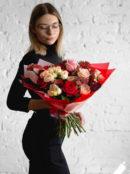 купить красивые розы хабаровск