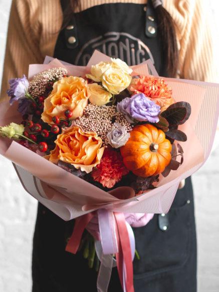 свежие цветы хабаровск