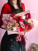 букет роз хабаровск